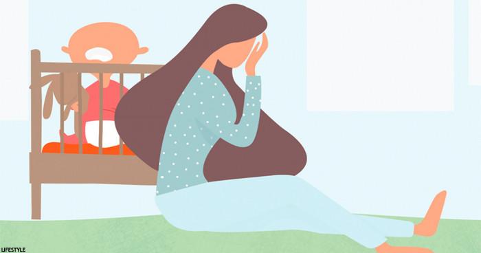 Послеродовая депрессия. что должна знать акушерка
