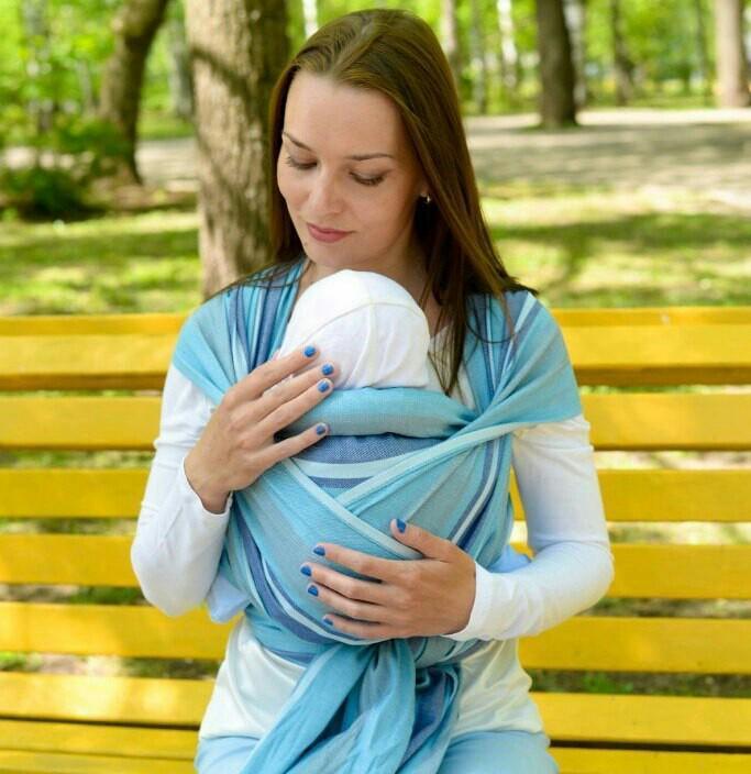 Какой слинг лучше для новорожденного: виды, с какого возраста можно носить