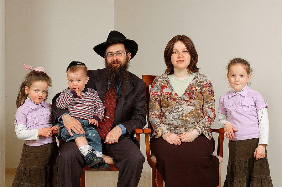 Как евреи воспитывают своих детей: принципы воспитания в еврейских семьях