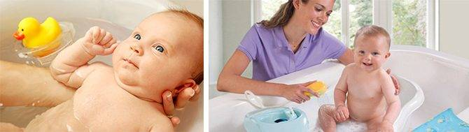 Можно ли мыть ребенка при кашле и насморке комаровский видео