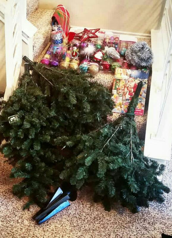 Нужна ли елка годовалому ребенку?
