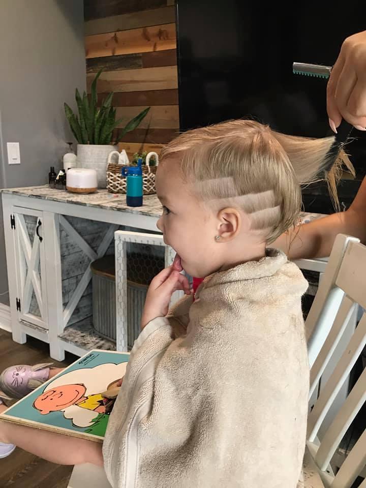 Как подстричь ребенка: инструкции и советы профессионалов для тех кто стрижет ребенка впервые