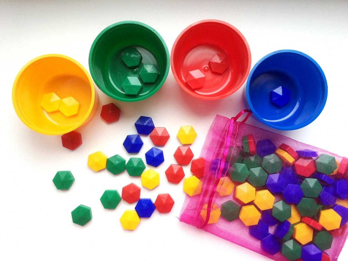 Как научить ребёнка различать цвета (ii)