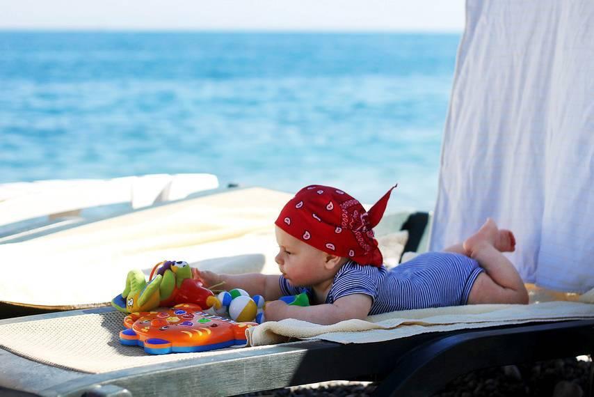 Где отдохнуть с годовалым ребенком. страны. цены. плюсы и минусы