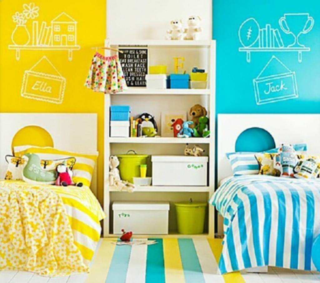 Дизайн детской комнаты — 140 фото современного интерьера для детей. новинки 2019-2020 года!