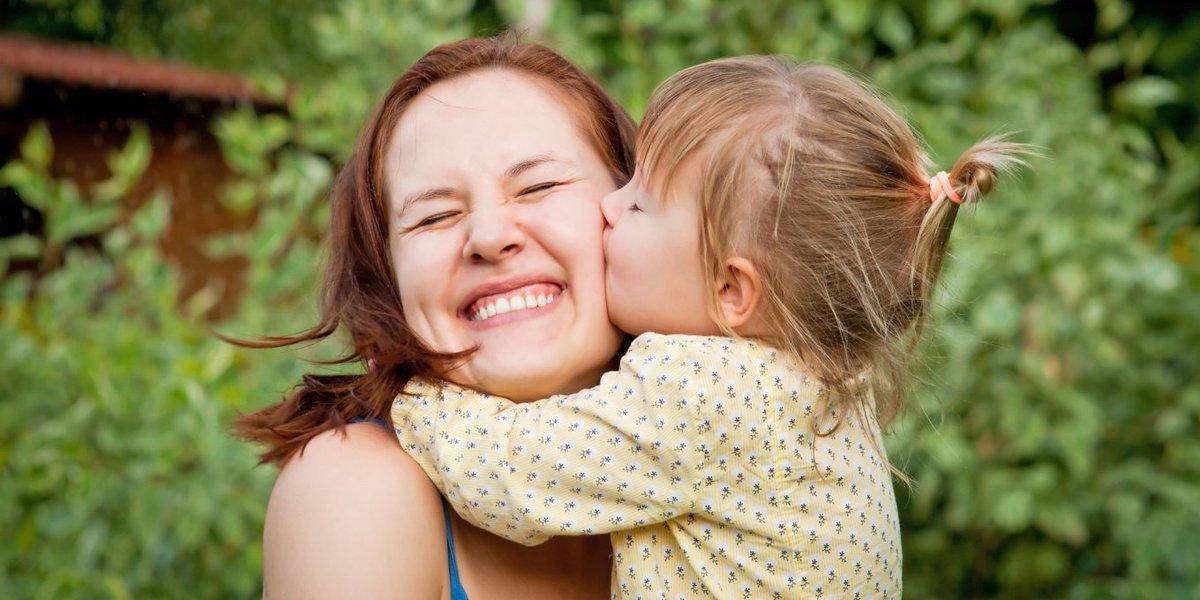 44 способа сказать детям, как сильно вы их любите