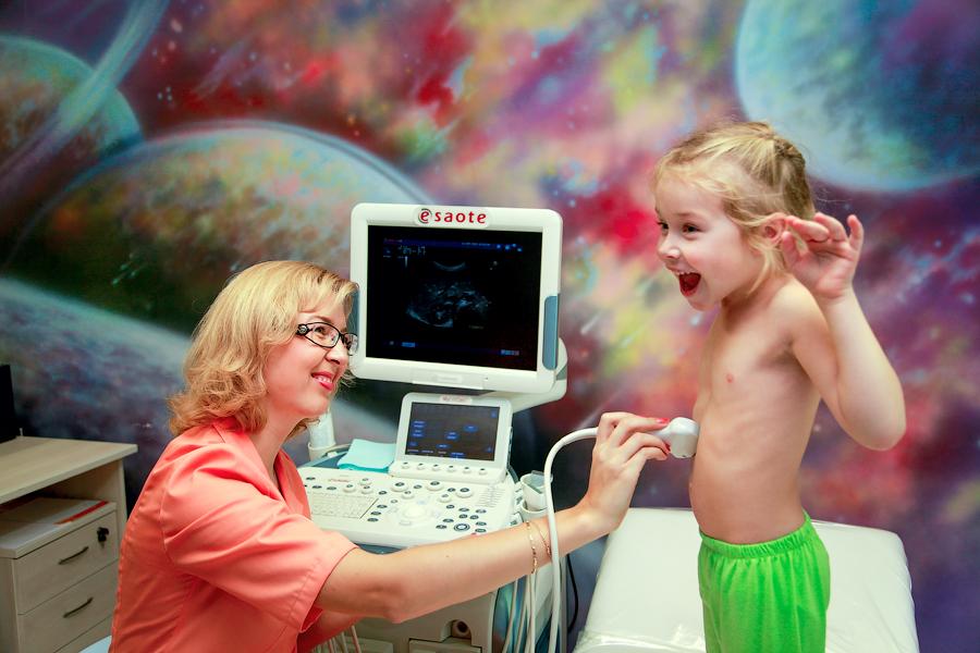 Узи шейного отдела позвоночника новорожденному