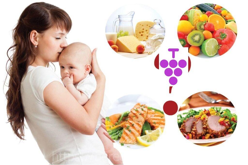 Диета кормящей мамы: примерное меню на каждый день по месяцам, рецепты для похудения после родов