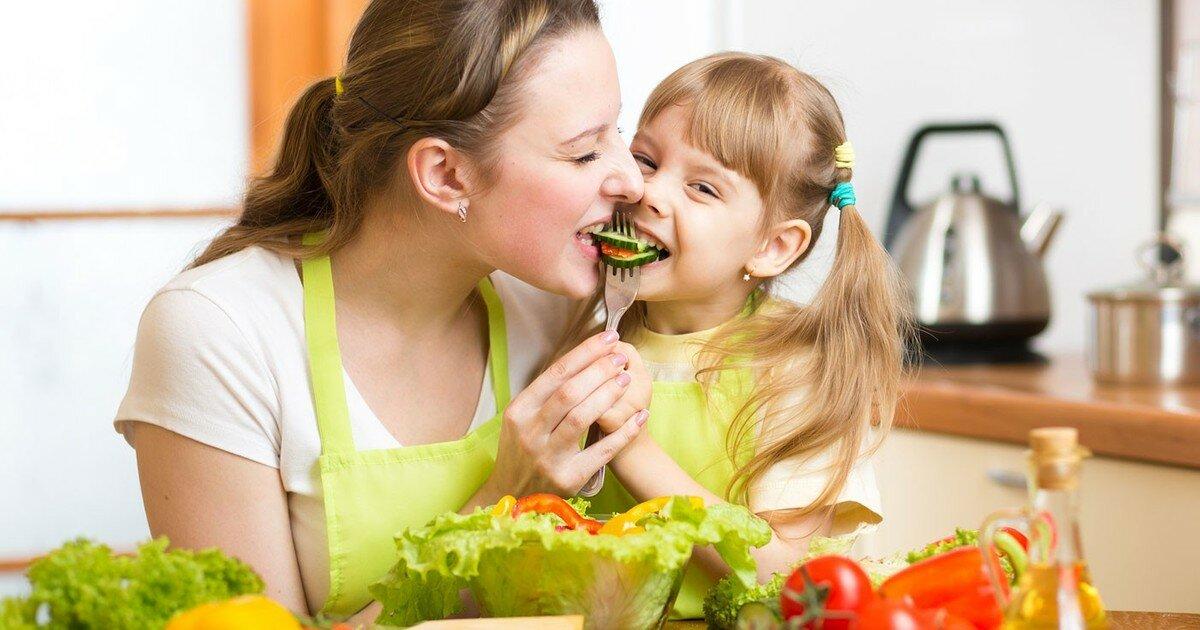 Ребенок не ест овощи | уроки для мам