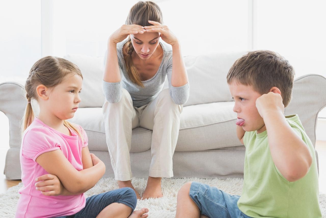 Дети в семье конкурируют: как мудро решить проблему
