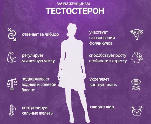 Норма тестостерона при беременности и причины отклонений