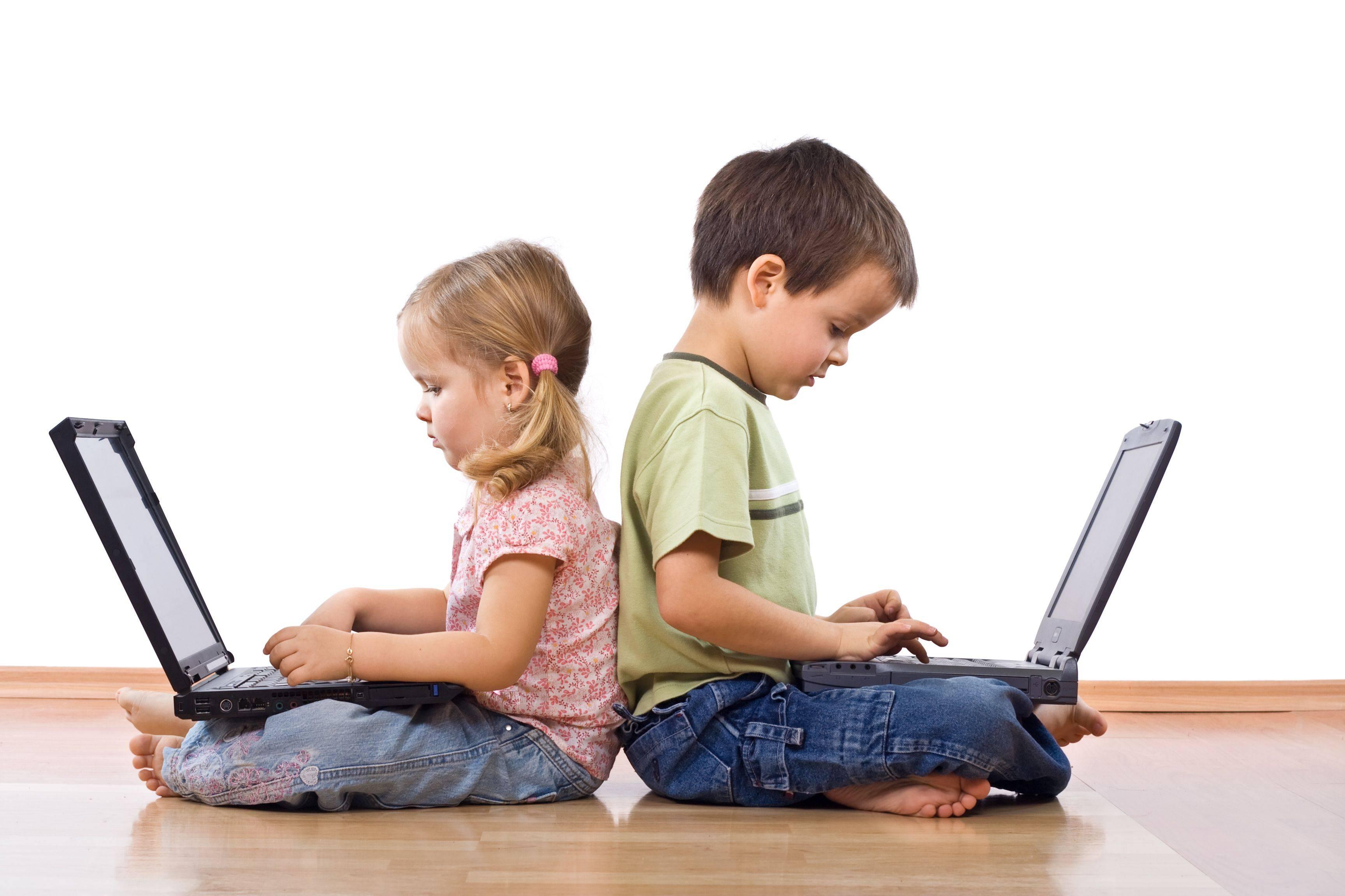 """Как отучить ребенка от компьютера? — журнал """"рутвет"""""""