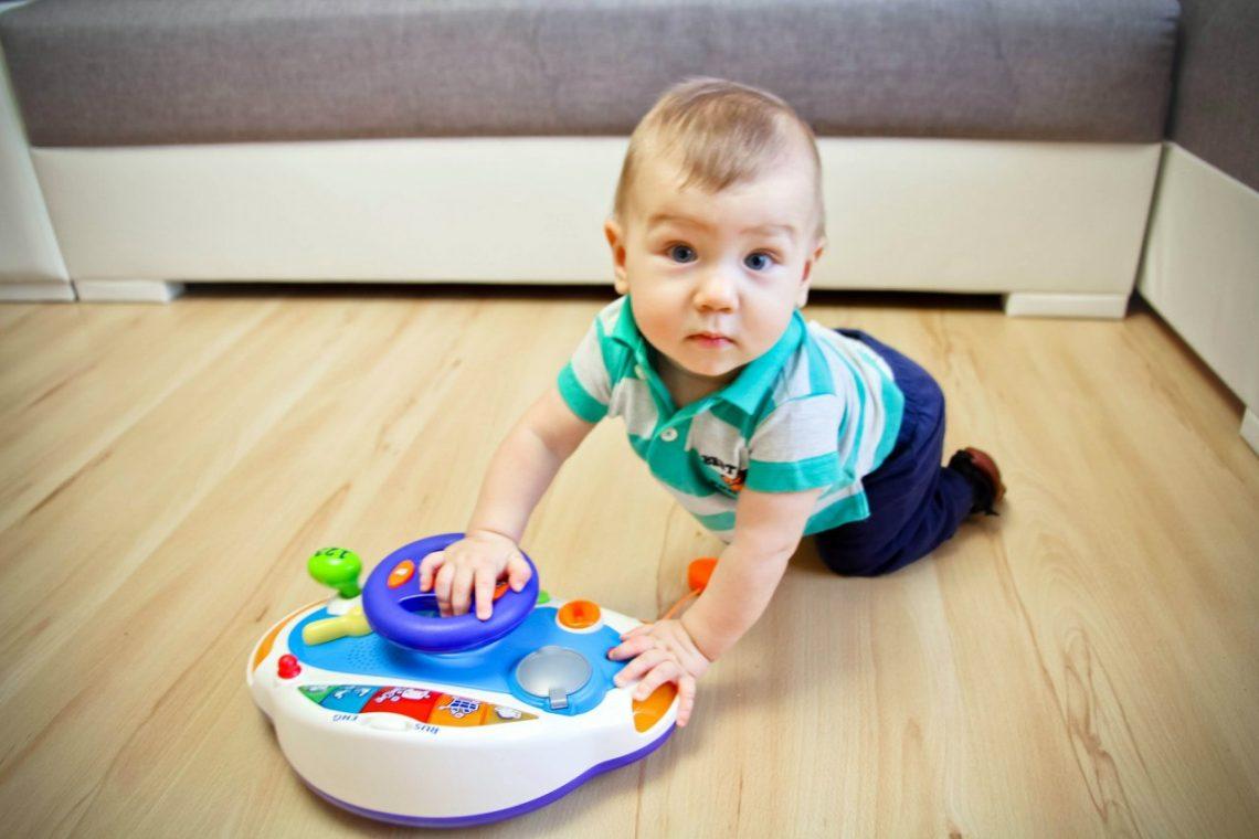 Какие игрушки нужны ребенку в 8 месяцев дома – занятия с ребенком