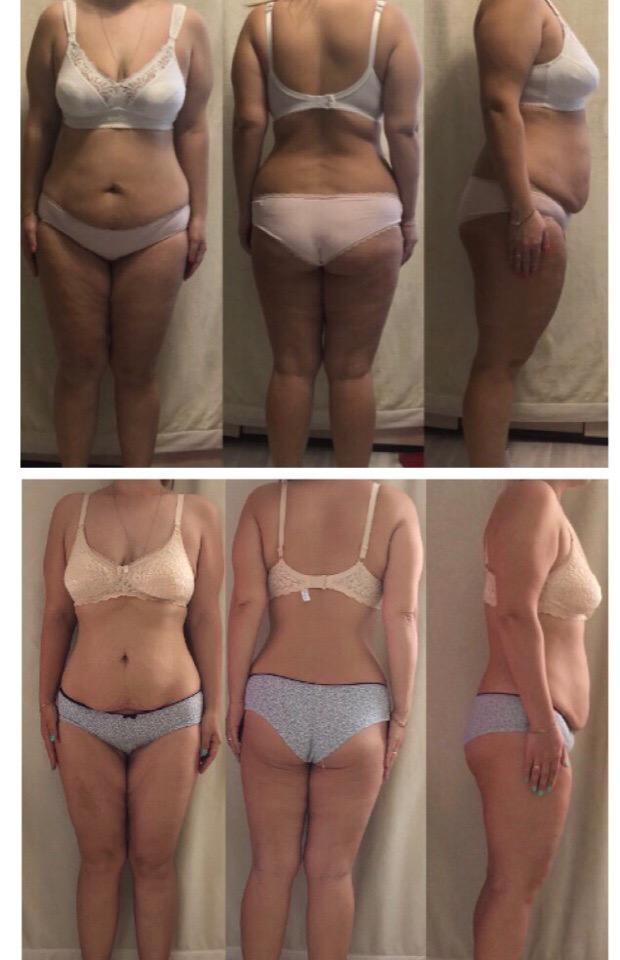 Похудела на 23 кг после родов. фото до и после. сбросить более 10 кг веса  (истории похудения)