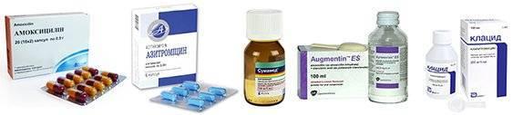 Можно ли давать антибиотики при бронхите у детей