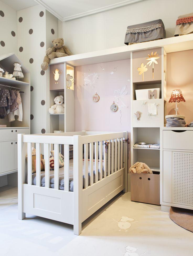 Как оформить детскую комнату для новорождённого мальчика и девочки