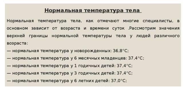 Какую температуру необходимо сбивать ребенку в 2 года: рекомендации и особенности