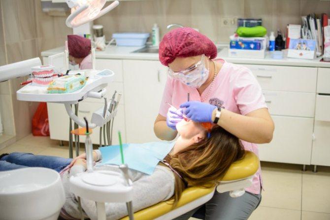 Как беременным лечить зубы