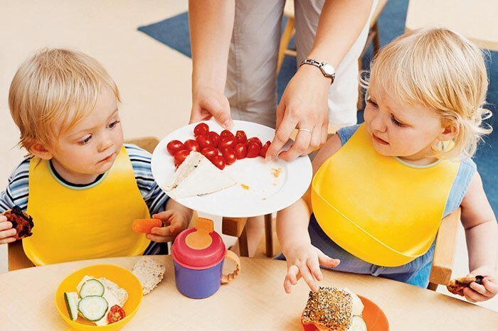 Материал на тему: отказ ребенка от еды в детском саду.