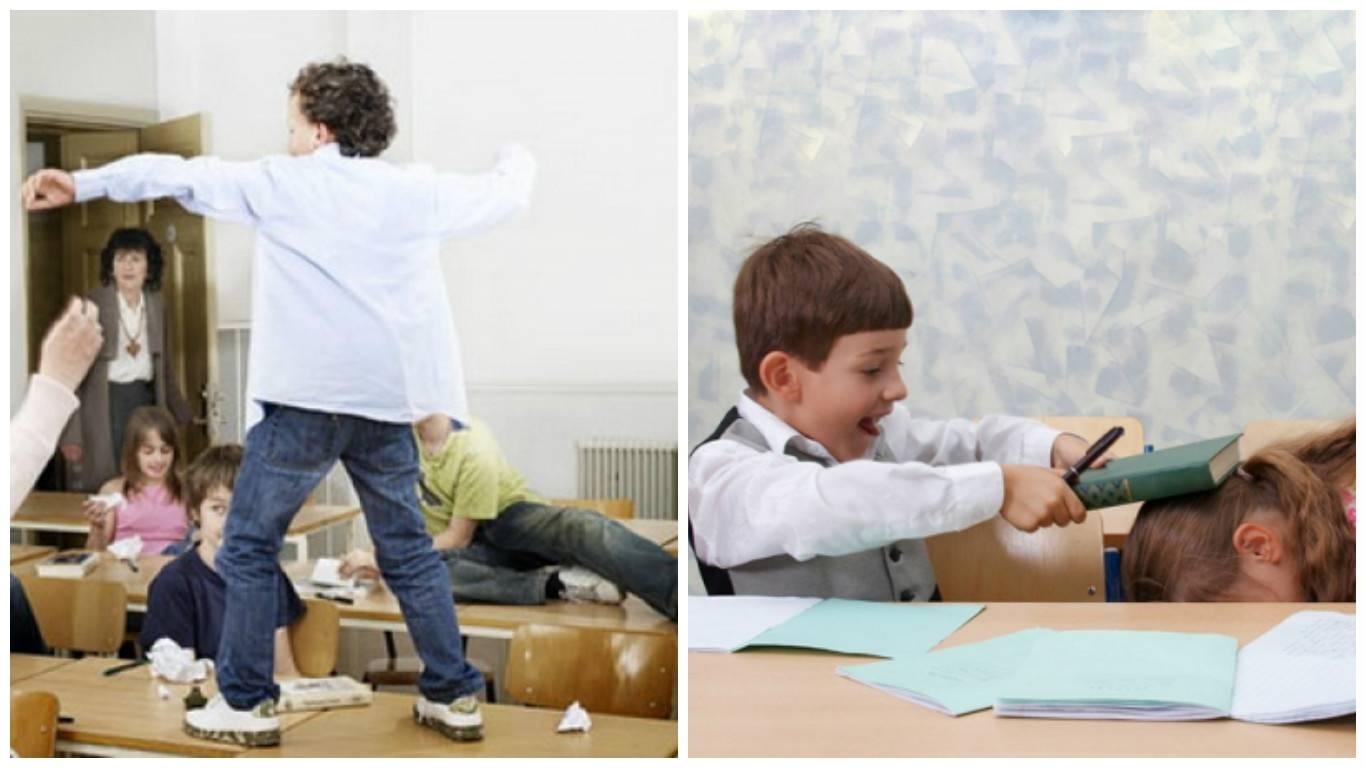 Ребенок -  враг или друг?