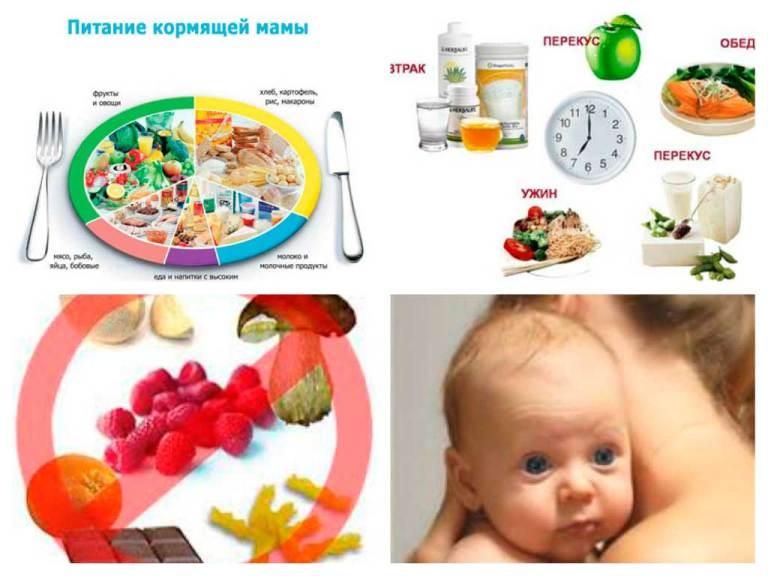 Рацион мамы при лактации – продукты вызывающие газообразование у грудничка