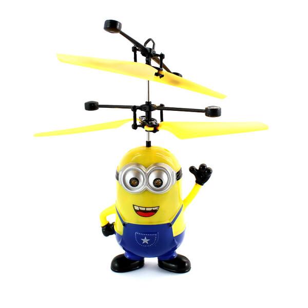 Миньон летающая игрушка