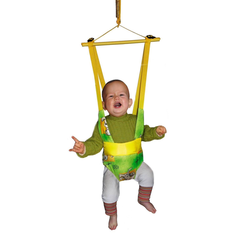 Применение прыгунков для детей: вред или польза?