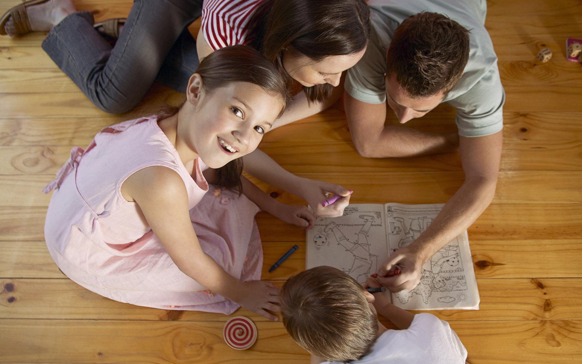 Роль семьи в воспитании ребенка: что привить, а что пресечь