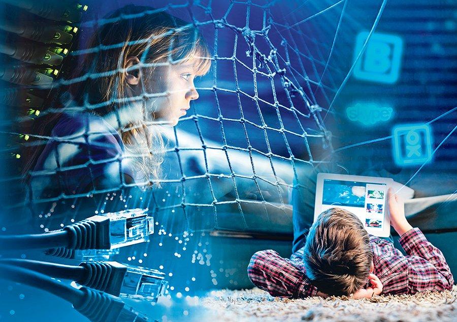 11 негативных последствий интернета для подростков