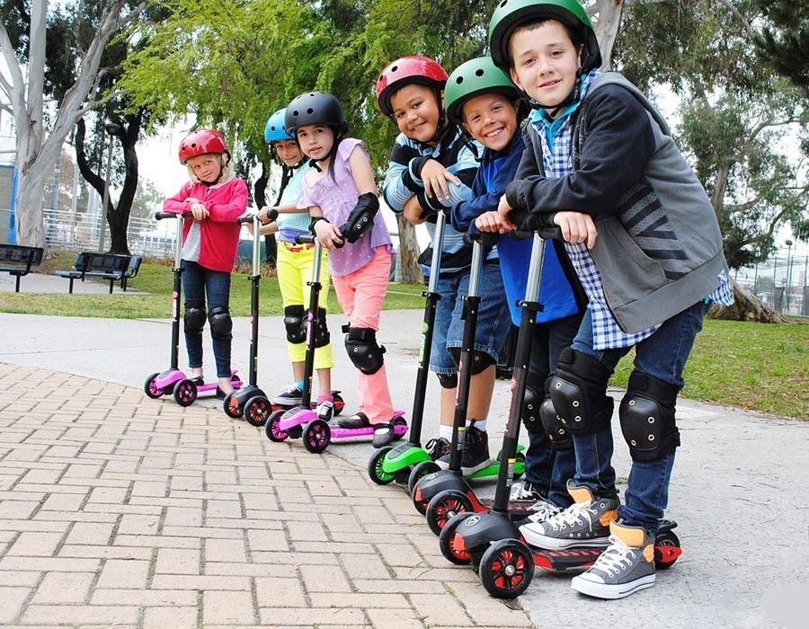 Самокат от 2 лет: как правильно выбрать для ребенка, какой лучше, рейтинг трехколесных детских моделей, отзывы, цены