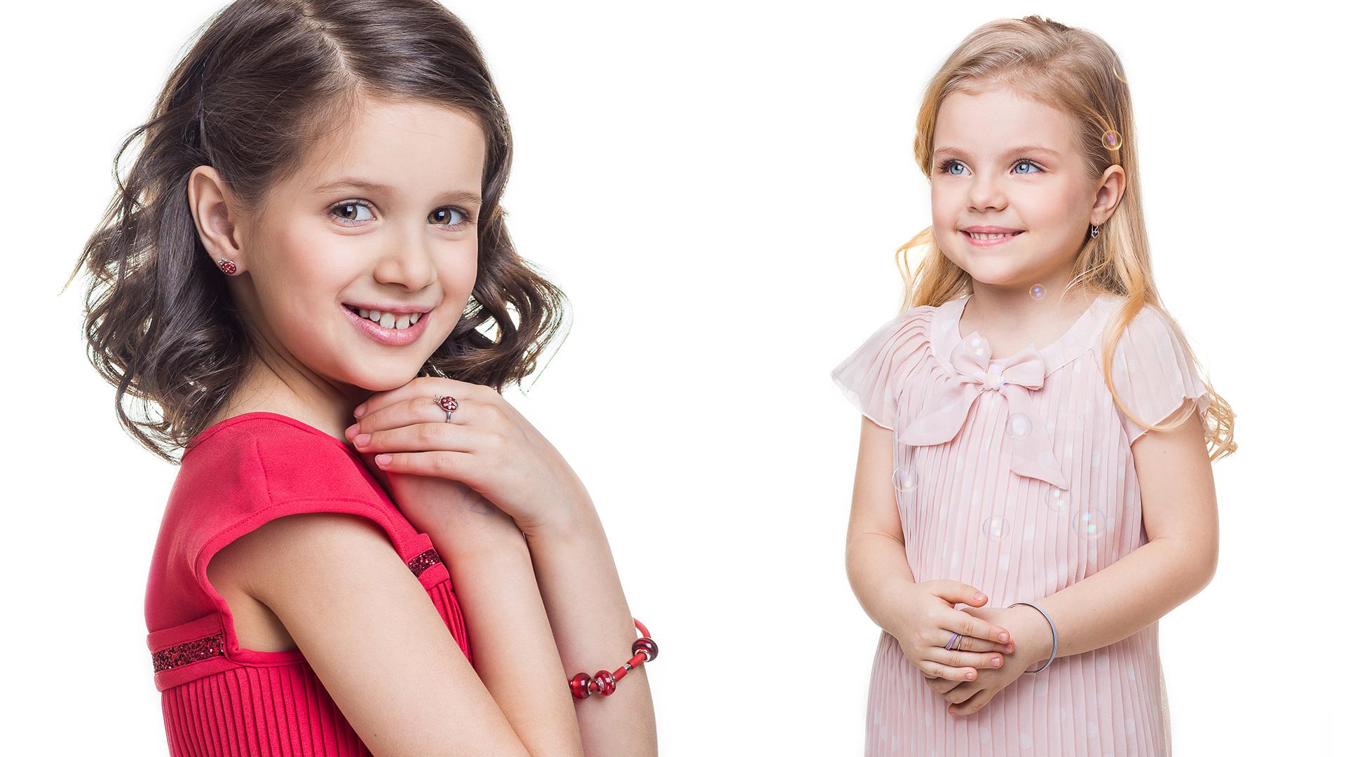 Как выбрать первые серьги для девочки? — блог alltime.ru