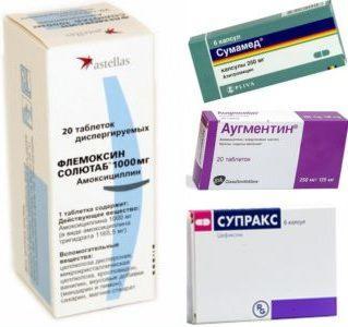 Антибиотики при отите у детей: какой лучше выбрать
