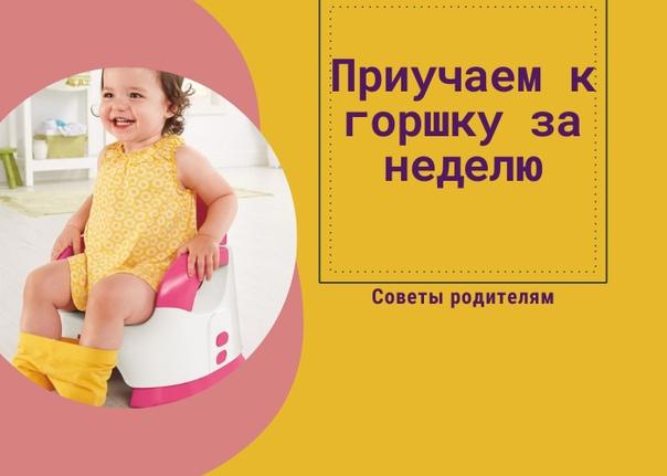 Как приучить ребенка к горшку − можно ли помочь родителям выбрать самый оптимальный путь?
