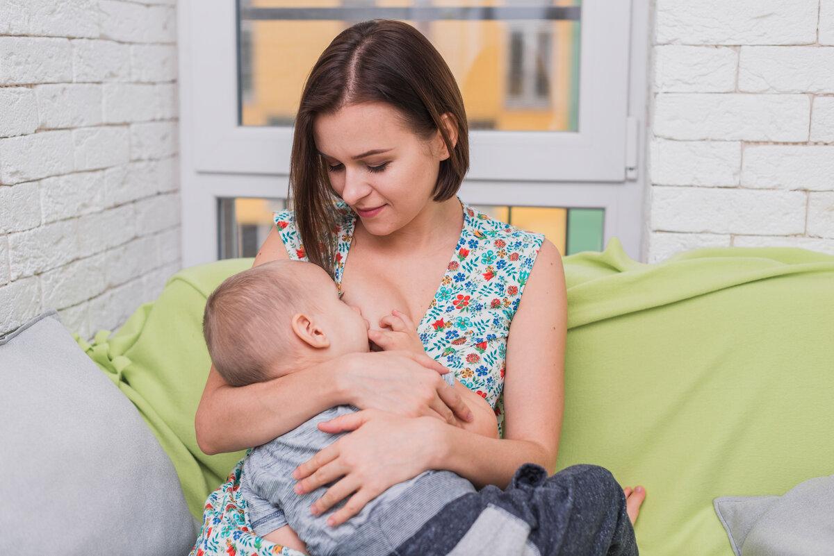 Кормление по требованию   уроки для мам