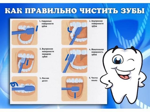 Когда начинать чистить зубы малышам