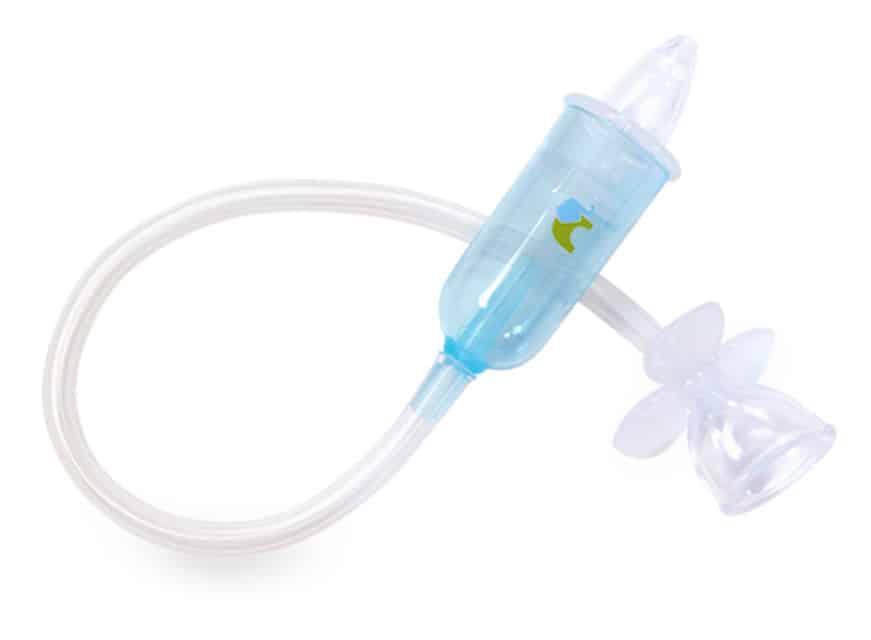 Как выбрать и как использовать аспиратор для новорожденных