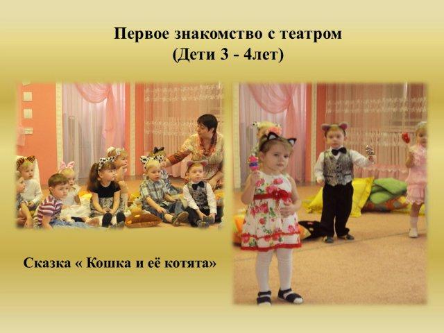 Беби-театр, или куда пойти с малышом до 3 лет - parents.ru