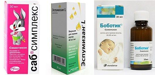 Эспумизан капли инструкция по применению для новорожденных