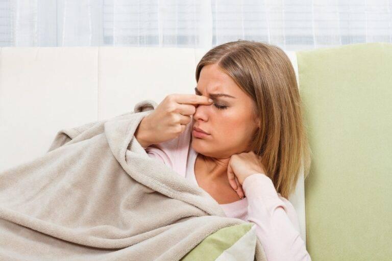 Гайморит при беременности: как лечить на ранних сроках