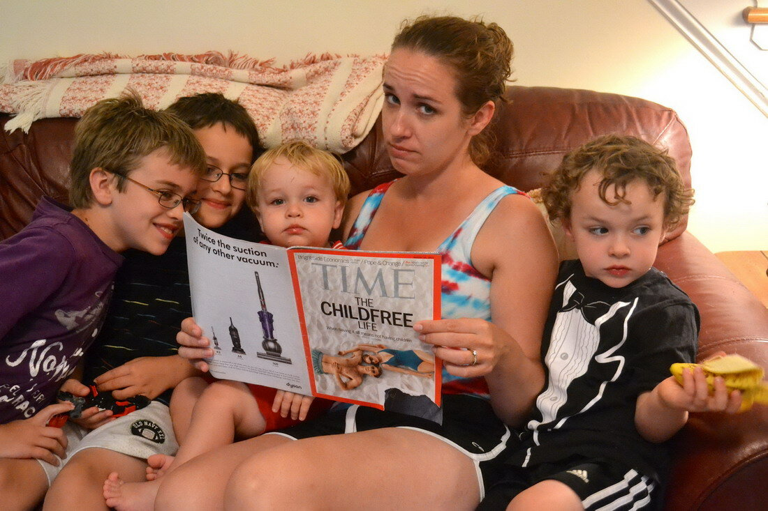 Чайлдфри — почему люди отказываются заводить детей?