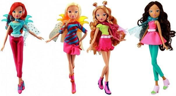 Куклы для девочек: рейтинг самых популярных игрушек