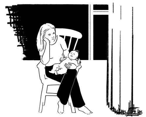 Послеродовая депрессия, симптомы послеродовой депрессии и способы борьбы