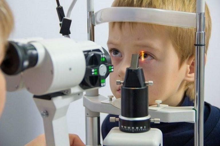 Доктор комаровский об астигматизме у детей