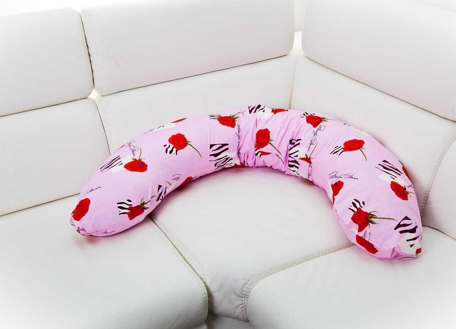 Подушка для беременных - преимущества, виды и способы применения