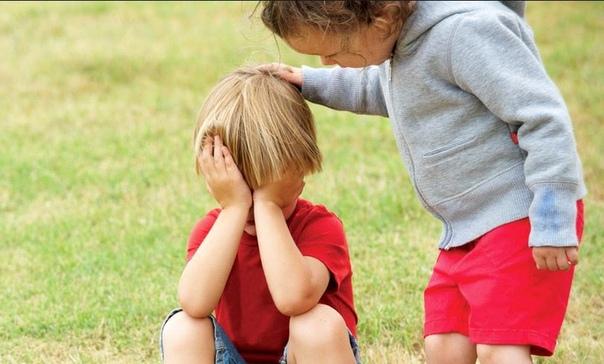 Игры, обучающие ребенка доброте