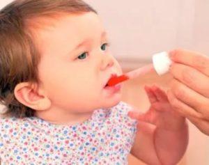 Как дать таблетку грудному ребенку — инструкция