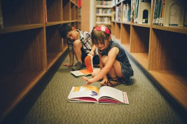 10 вещей, которым следует поучиться у детей