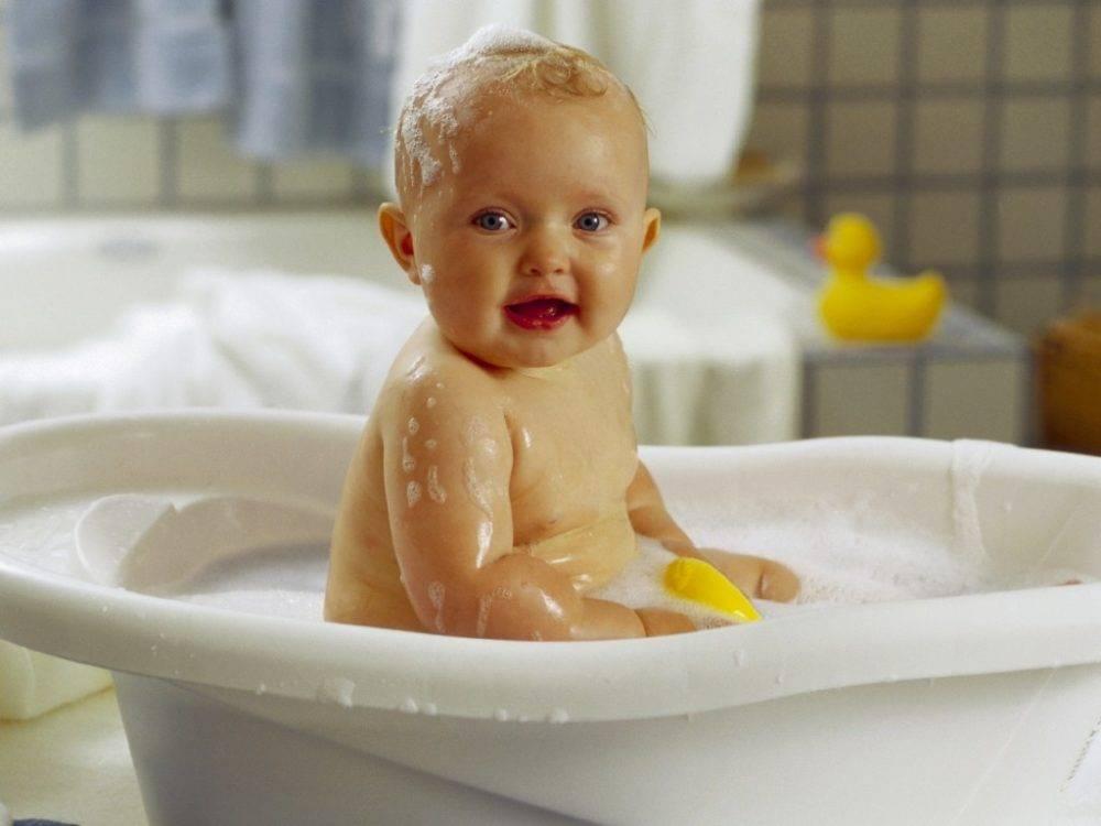 Игры для детей в ванной