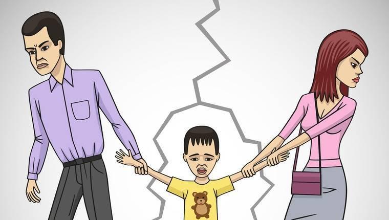 Жизнь после развода с мужем с ребенком. мужественный подход