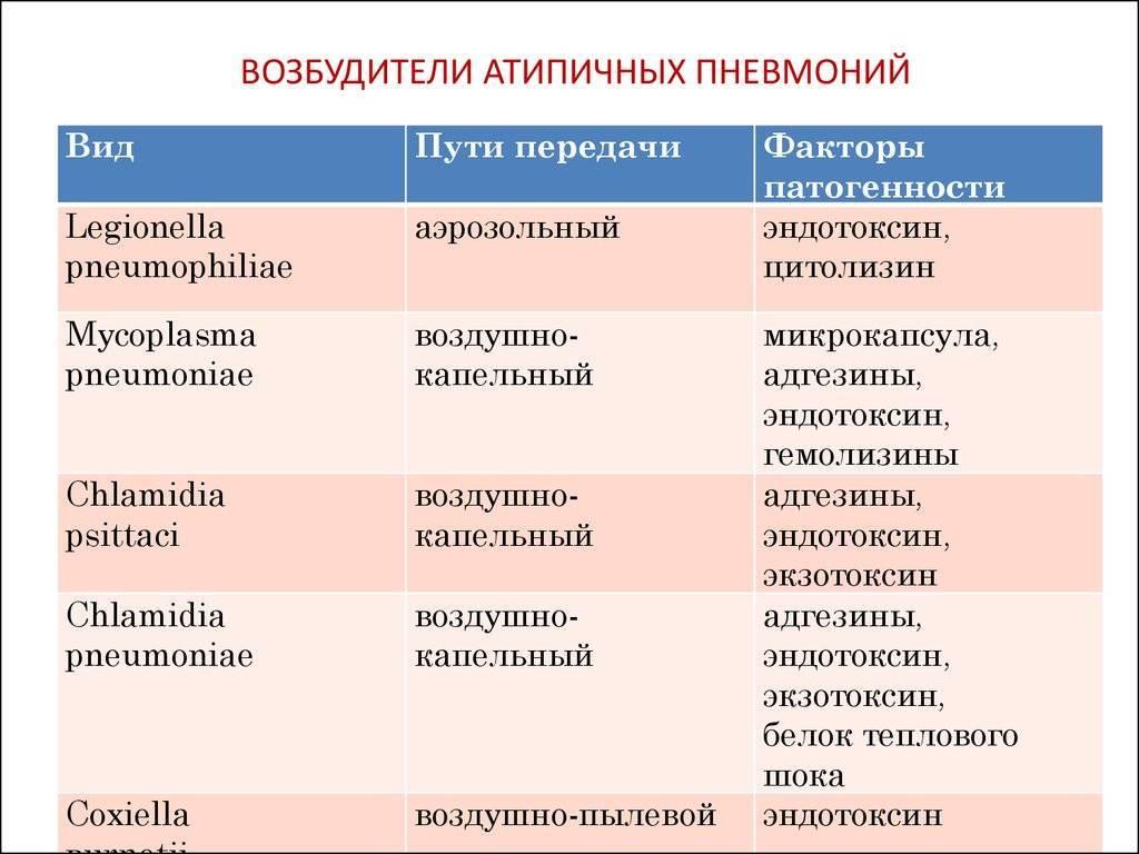 Пневмония у детей - симптомы, лечение, первые признаки, профилактика